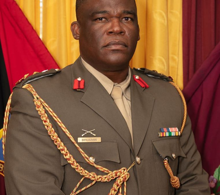 Defence Force chief reaffirms agency's commitment to the public