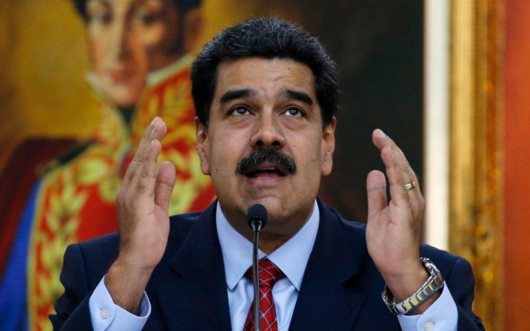 US to charge Venezuelan President Nicolas Maduro with drug trafficking
