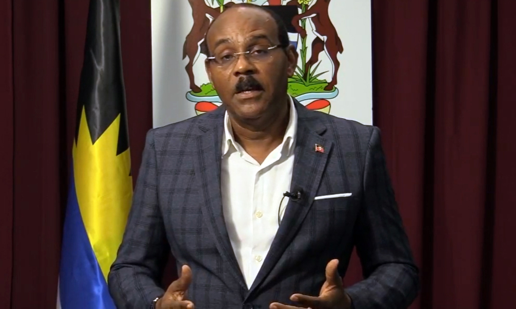PM adamant Antigua and Barbuda will remain a sovereign state