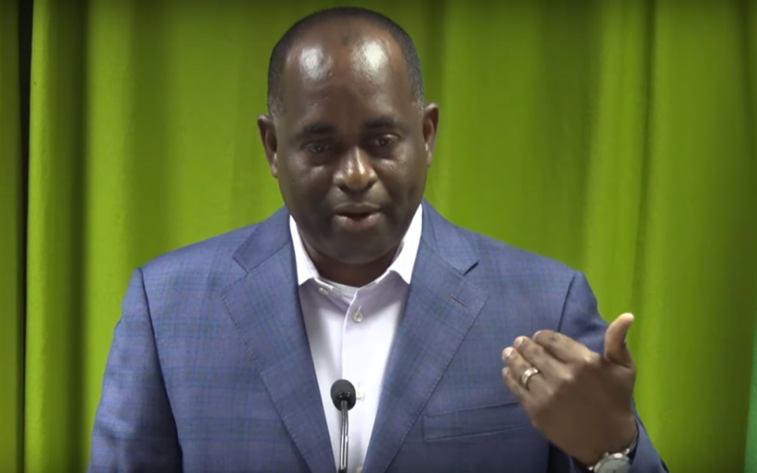 Skerrit urges IMF to provide grant and concessional financing for SIDS