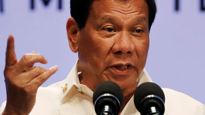 Philippines: 'Shoot them dead': Duterte warns against violating lockdown