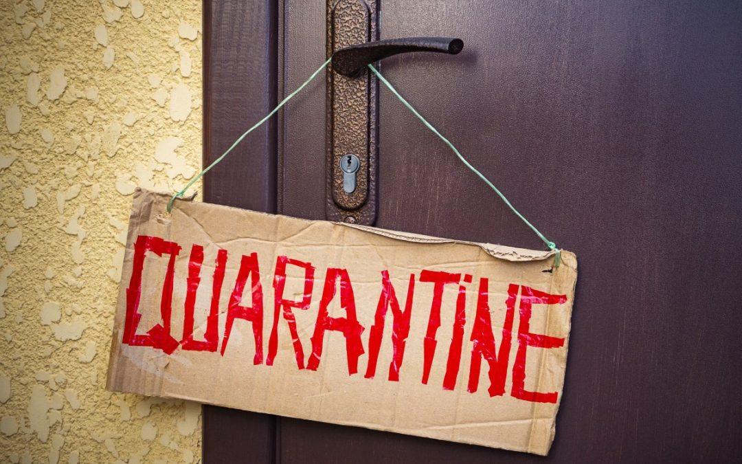 Gov't pulls the plug on home quarantine