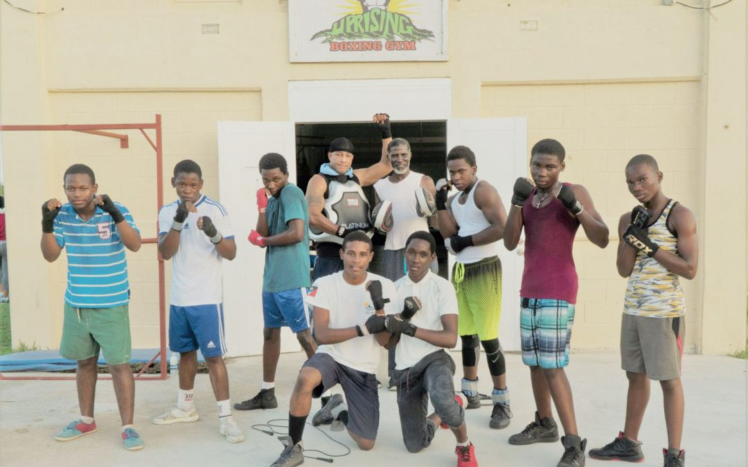 Boxing coach calls on local association to do more