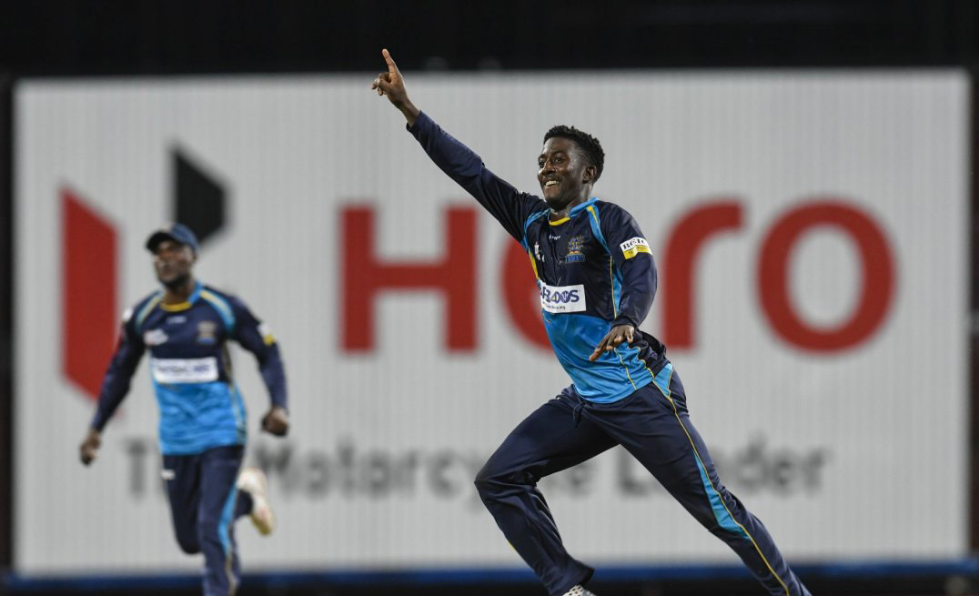 Walsh Jr anticipates return to Tridents for CPL