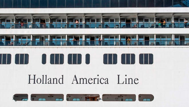 Trump plans to intervene on allowing Holland America cruise ships to dock in Florida
