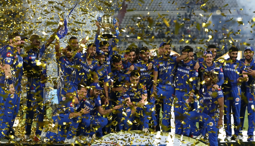 IPL season suspended until further notice by BCCI