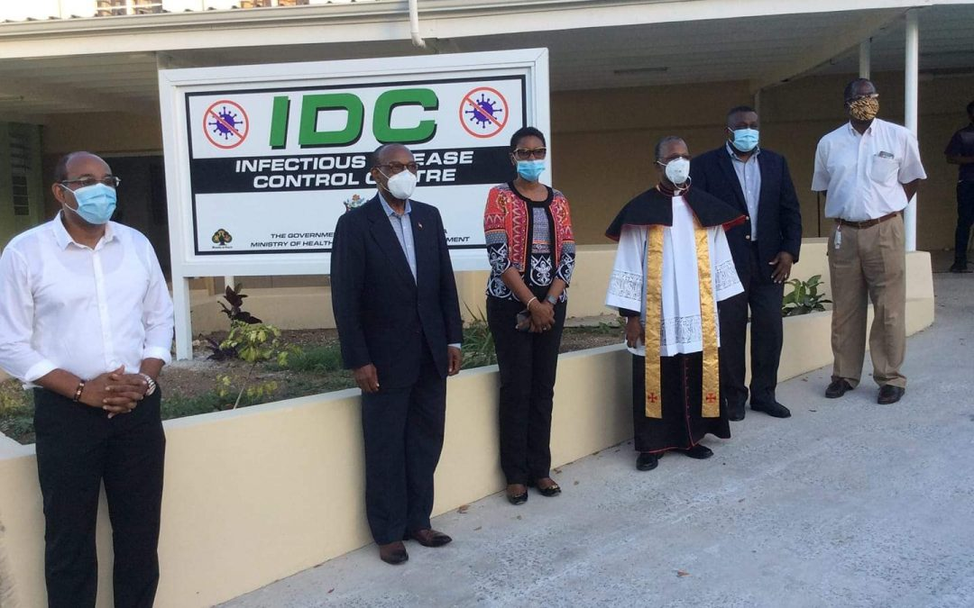 Infectious Disease Centre finally complete