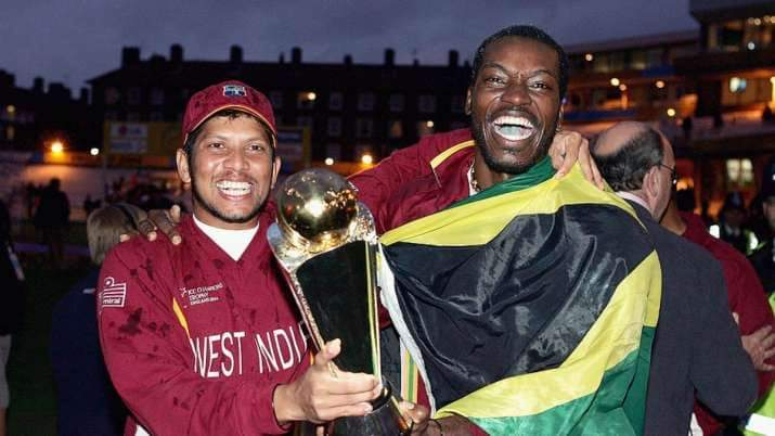 Gayle slams Sarwan, calls him 'a snake' in video explaining departure from The Tallawahs