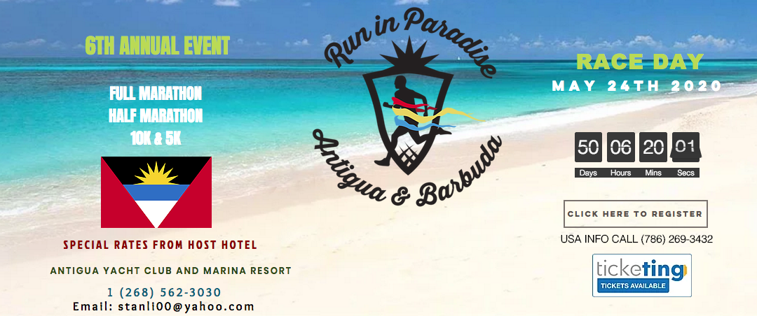 Run In Paradise postponed