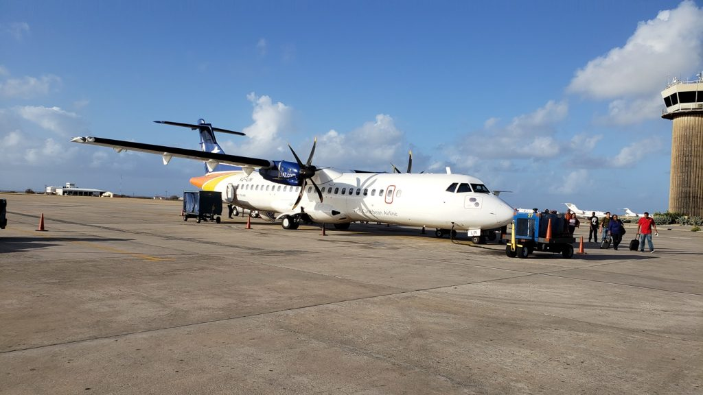 LIAT offers charters to generate business