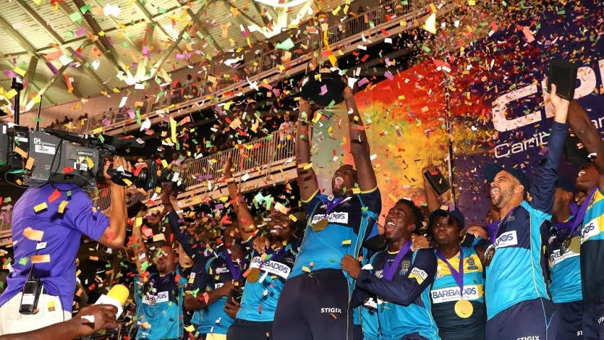 CPL COO Russell hopes tournament start will signal Caribbean back in business