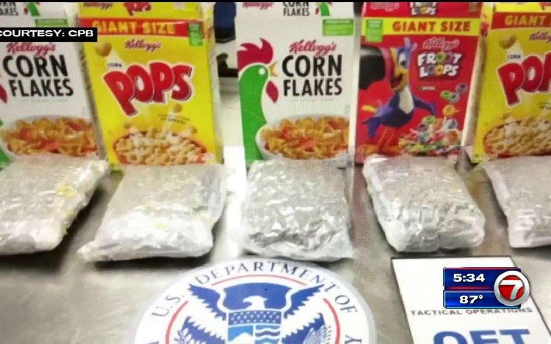 US officials intercept guns, drugs heading to Caribbean including A&B