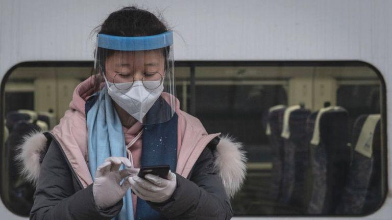 Coronavirus: Wuhan in first virus cluster since end of lockdown