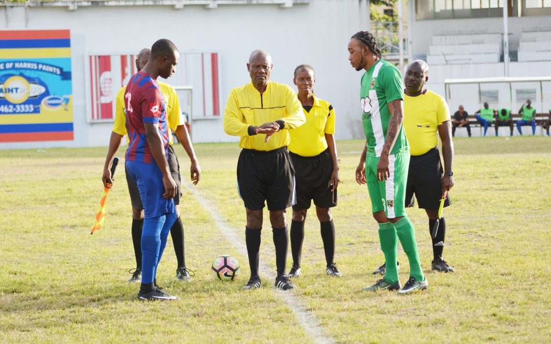 Veteran referee says location bias kept country's best from reaching top level