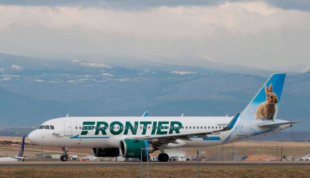International: Frontier Airlines will let you pay to keep the middle seat empty on your flight