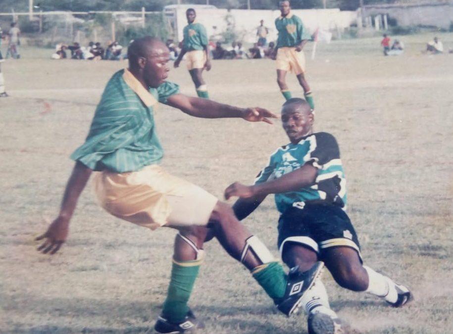 Edwards reveals he was not always a goal scorer
