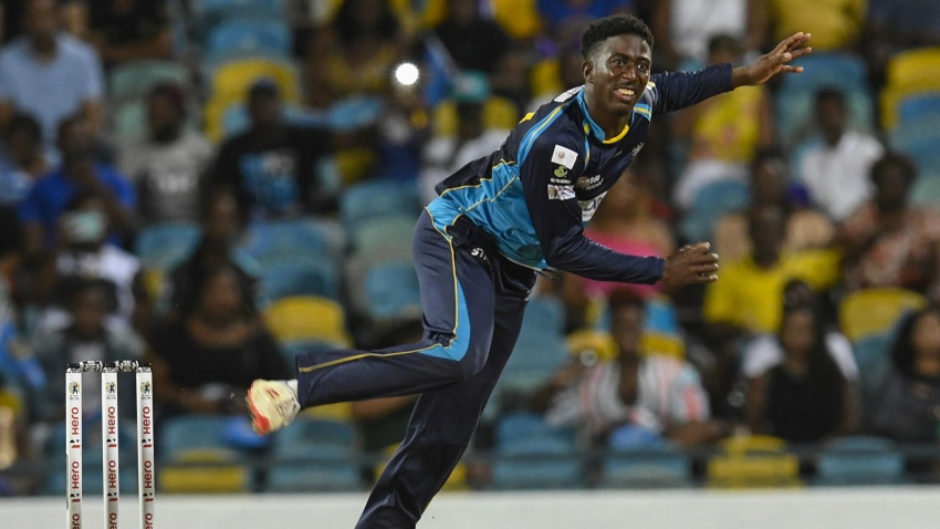 Holder buoyed as defending champs Tridents retain nine from 2019 CPL season