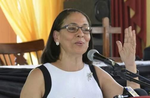 Jamaica: Labour Minister Shahine Robinson has died