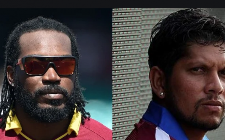 Sports: 'Dropping Gayle was just business'