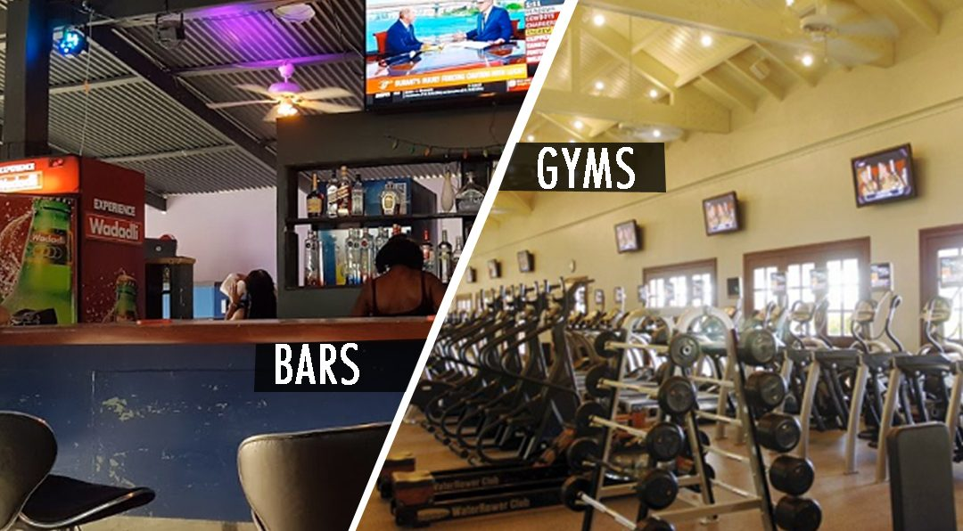 Bars, gyms urged to register for inspection