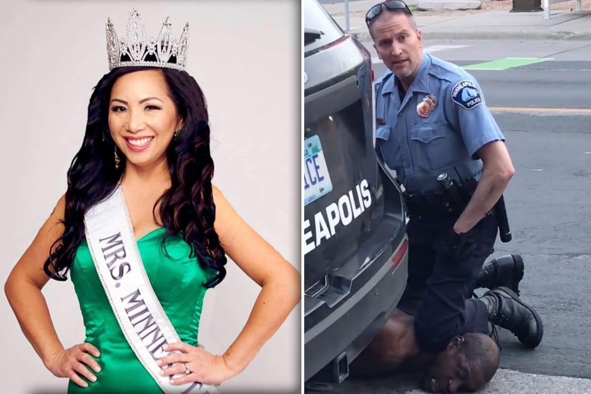 INTERNATIONAL: Wife of 'murderer' cop Derek Chauvin files ...