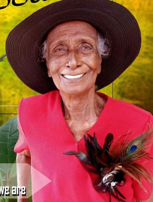 Zena Maude Doobay turns 100 today