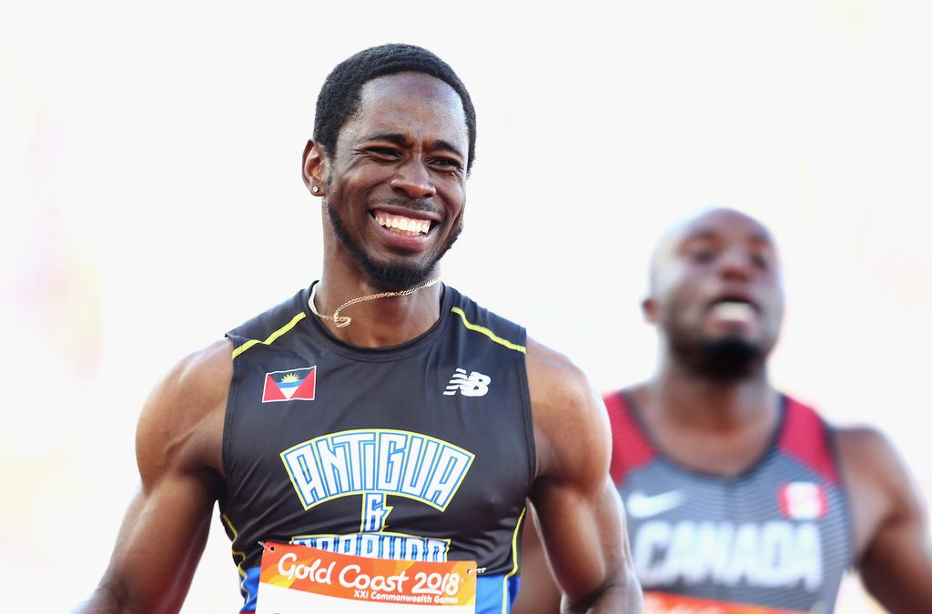 National Sprinter Says Ongoing Pandemic Has Severely Hampered His Ability To Make A Living