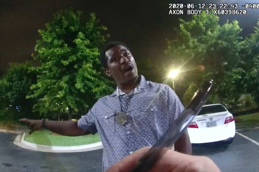 INTERNATIONAL: Police killing of Rayshard Brooks in Atlanta ruled a homicide