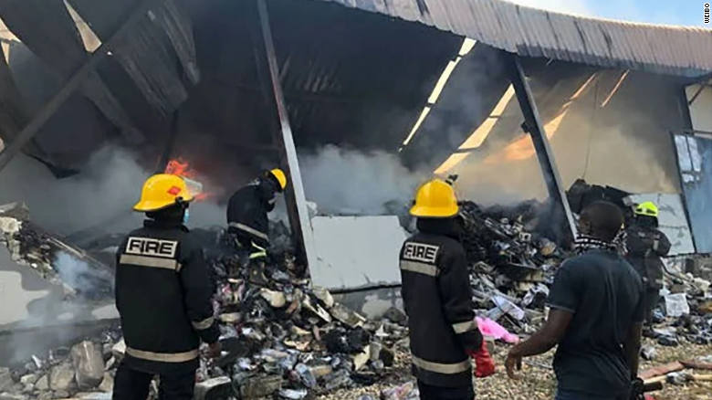 Fire Department appeals for better equipment