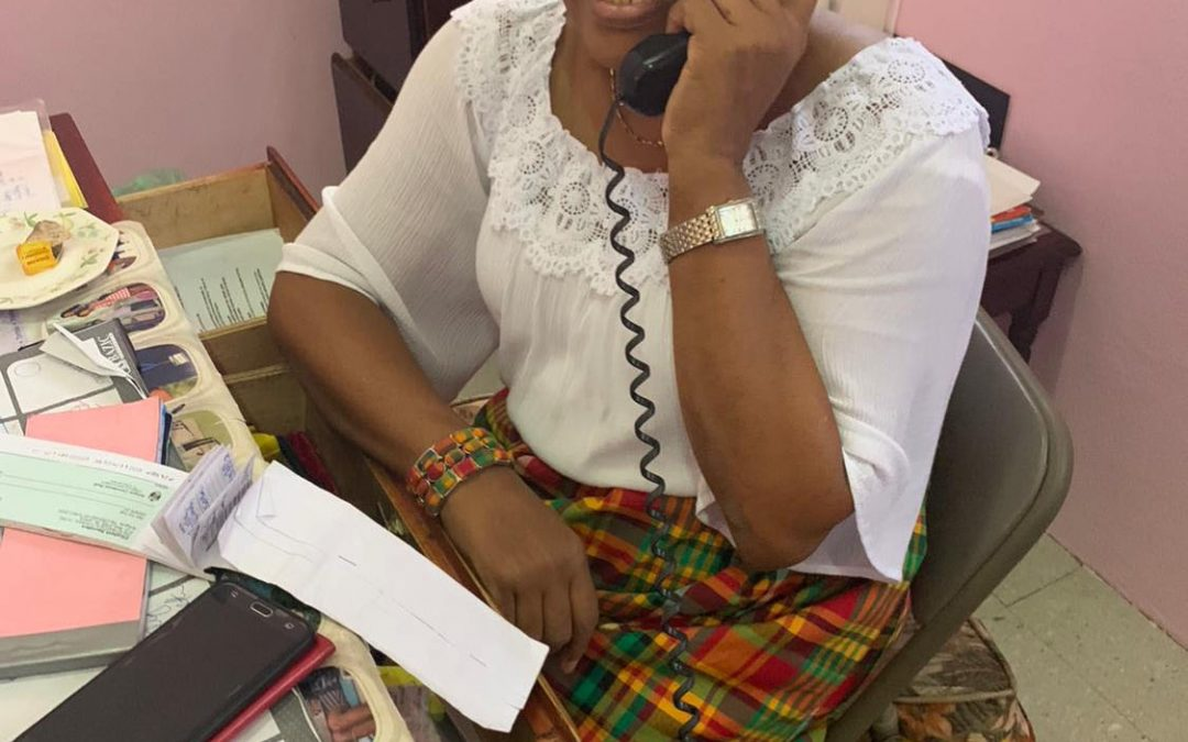 Antigua bids farewell to inspirational woman