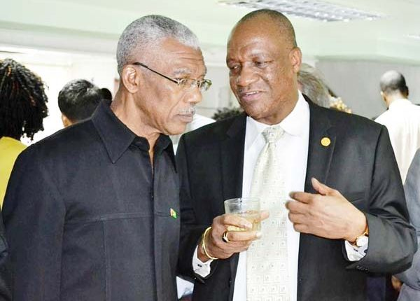 Guyana: 'Concede to what, concede to who?' – Harmon rebuffs calls for Granger to accept defeat