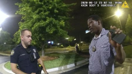 INTERNATIONAL: Atlanta police officer fired after fatally shooting black man Rayshard Brooks