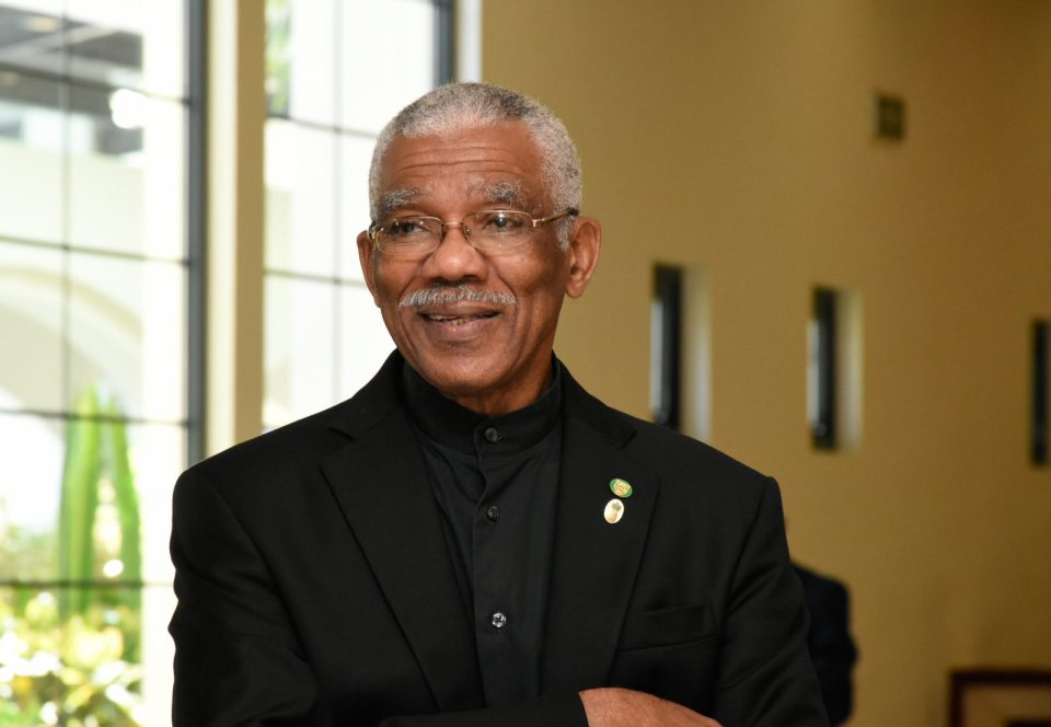 Regional: Granger tells CARICOM leaders to 'butt out' of Guyana's affairs