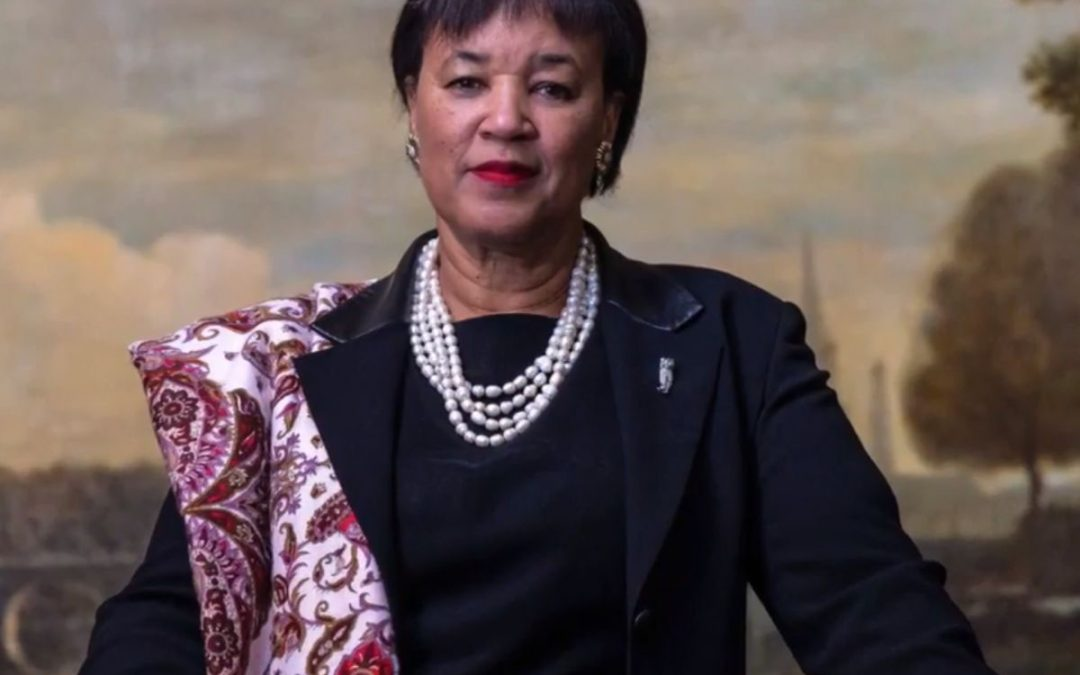 Twin island nation supports Baroness Scotland for second term