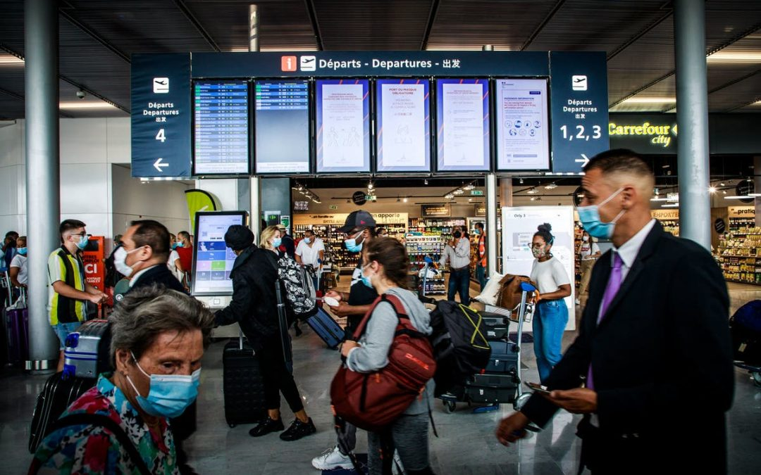 INTERNATIONAL: E.U. Plans to Bar Most U.S. Travelers When Bloc Reopens