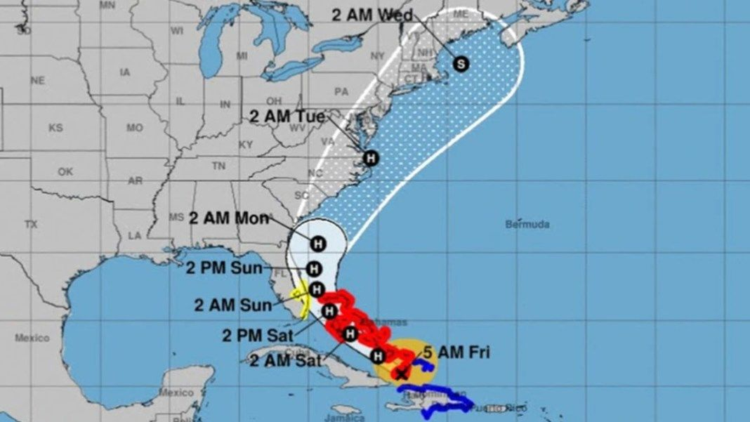 REGIONAL: Isaias becomes hurricane, approaches The Bahamas