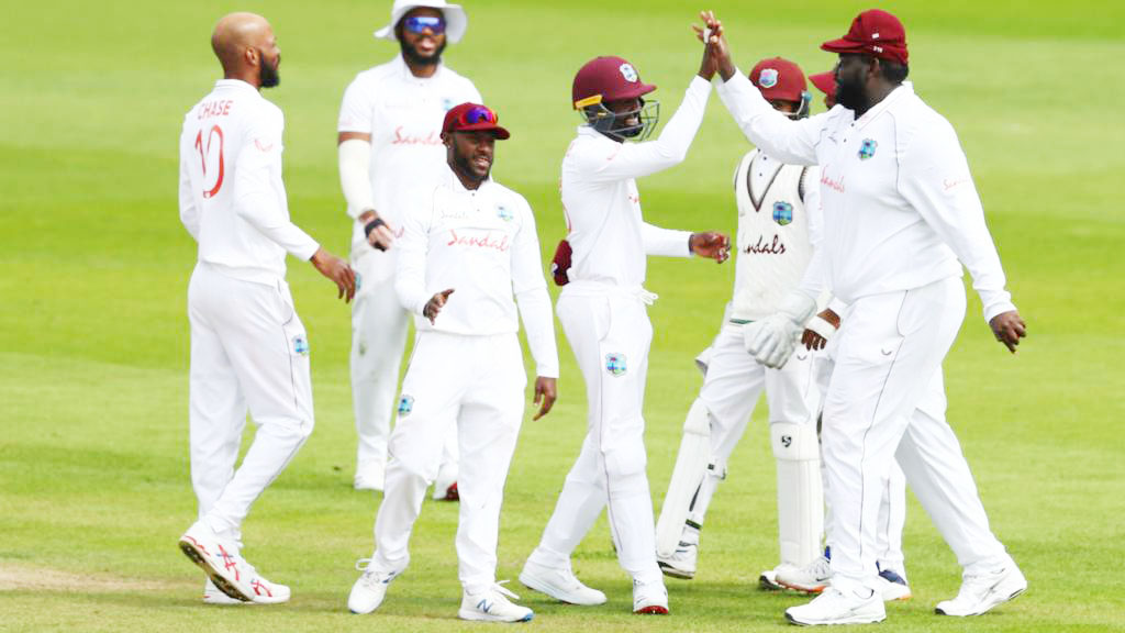 Windies fade after strong start as England takes upper hand in final Test