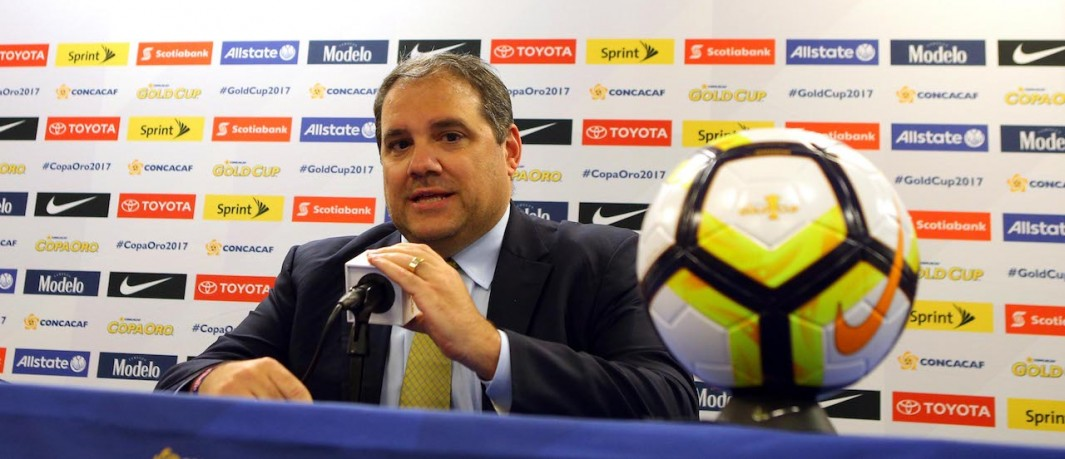 Concafaf boss Montagliani proud of new World Cup qualifiers format