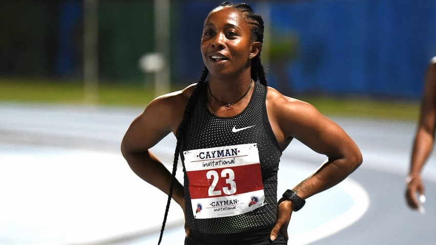 Fraser-Pryce sets world lead at Velocity Fest