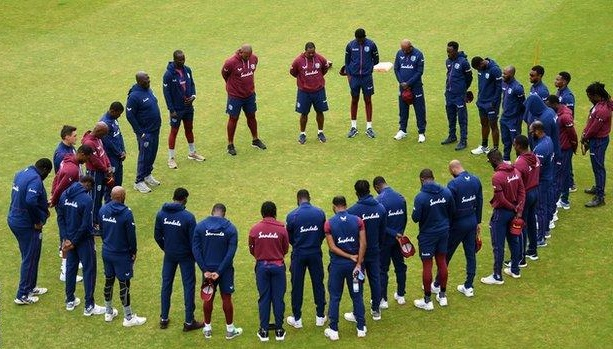 West Indies and England players honour batting legend, Sir Everton Weekes