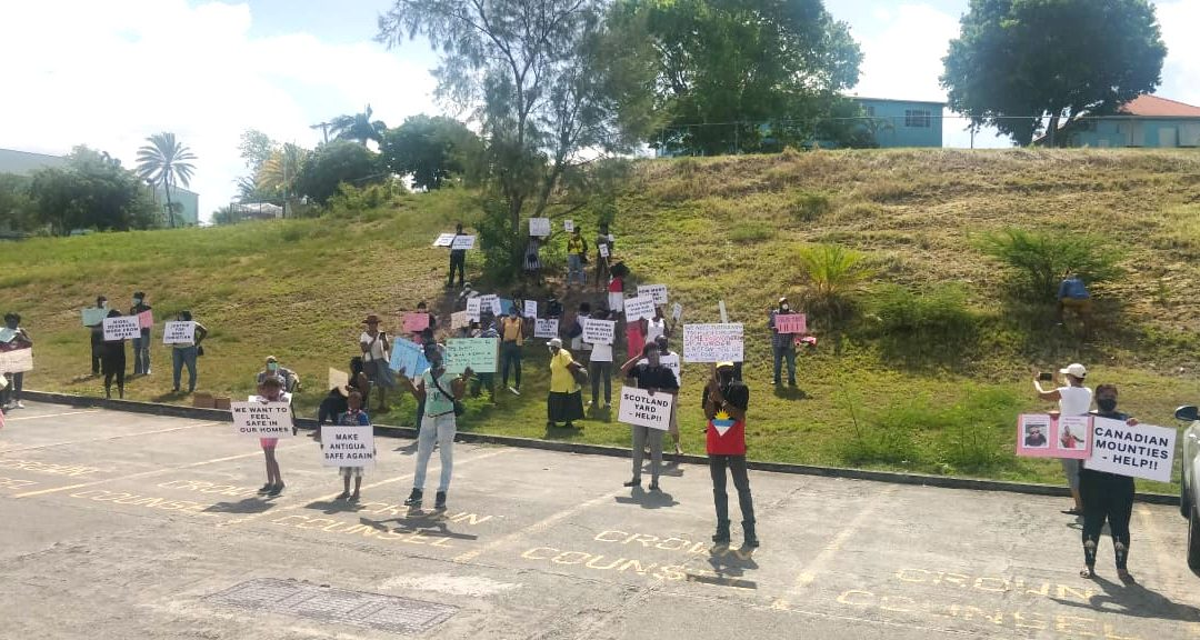 Family and residents demand 'justice for Nigel'