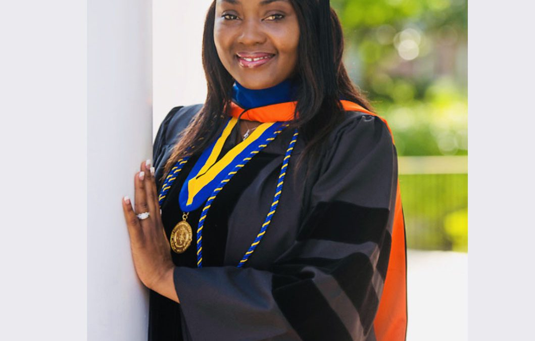 Congratulations to a daughter of the soil