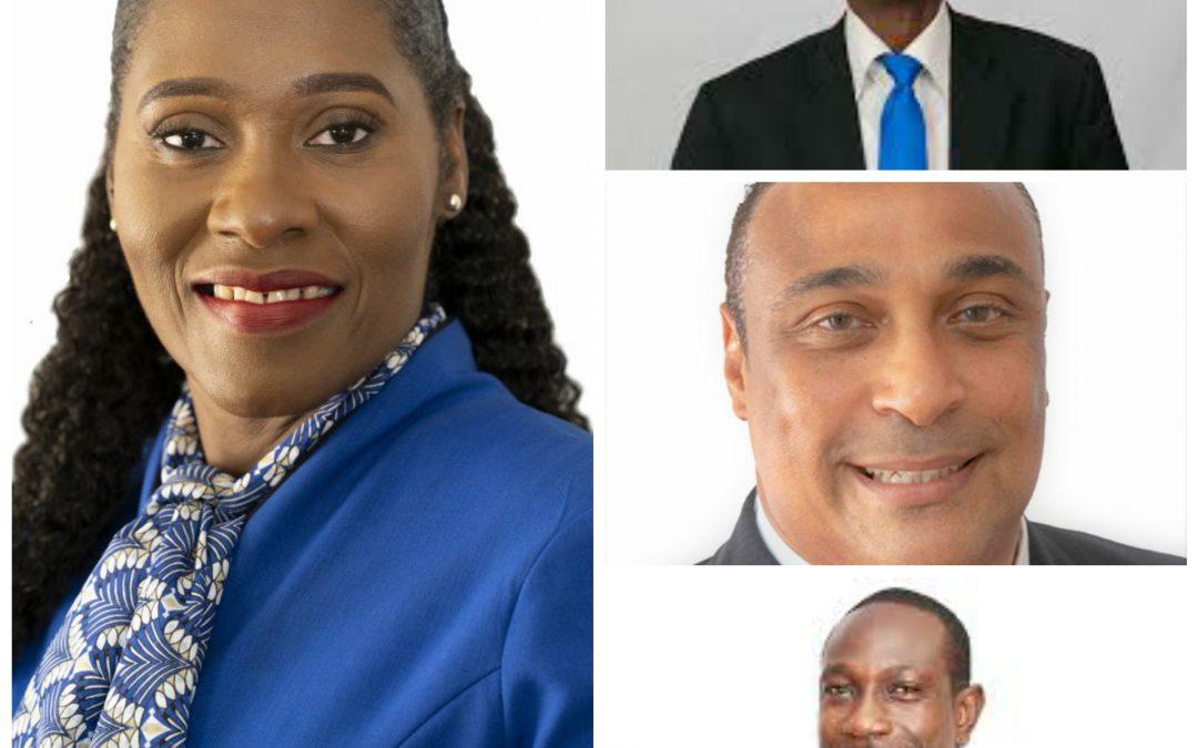 Breaking: Bird, Joseph, Marshall and Quinn Williams  Named as UPP Candidates