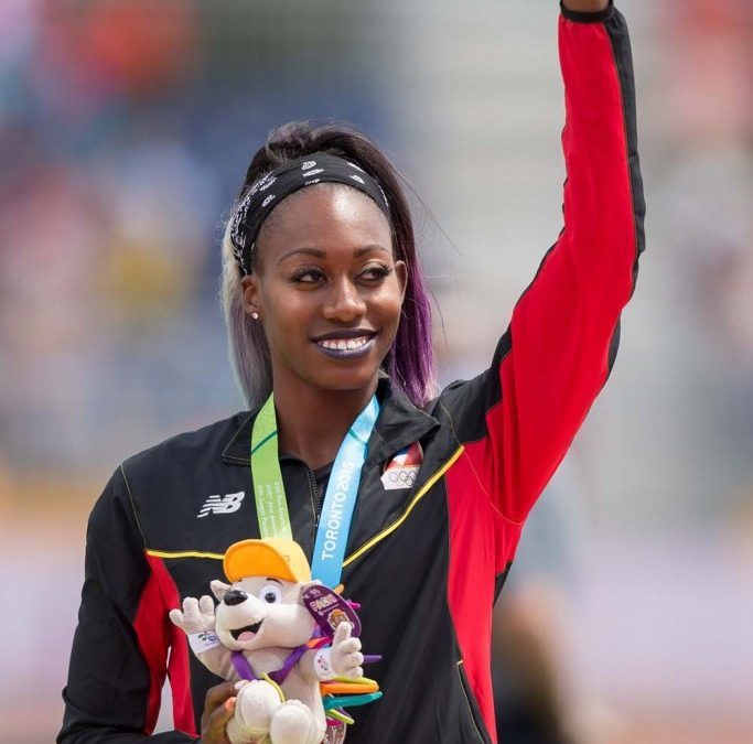 National high-jumper sets eyes on Winter Olympics