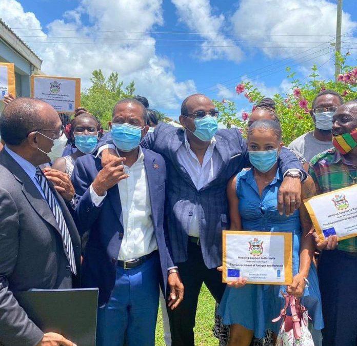 "PM: ""Barbuda needs an urgent culture change"""