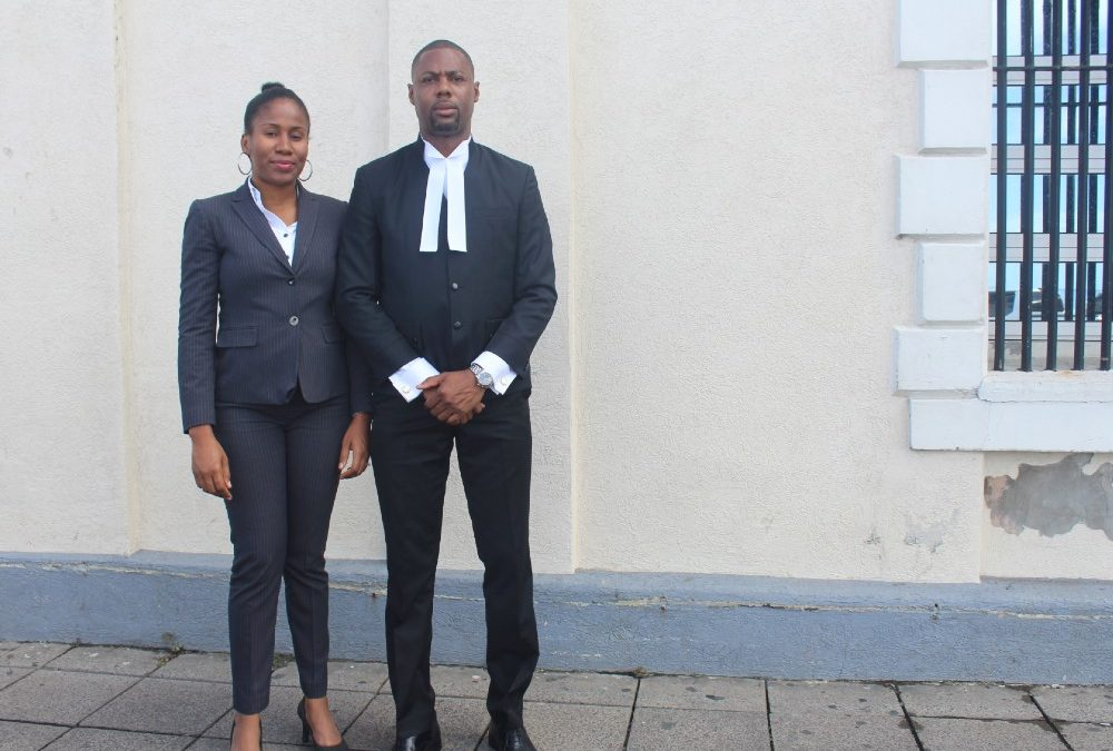 Antiguan with Dominican roots called to the Bar