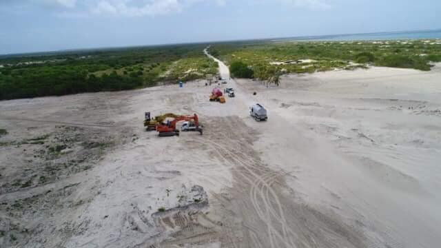 Barbuda Council asks PLH to halt operations for 14 days