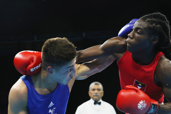 Hope bets on young boxer Ryan to propel the sport in Antigua