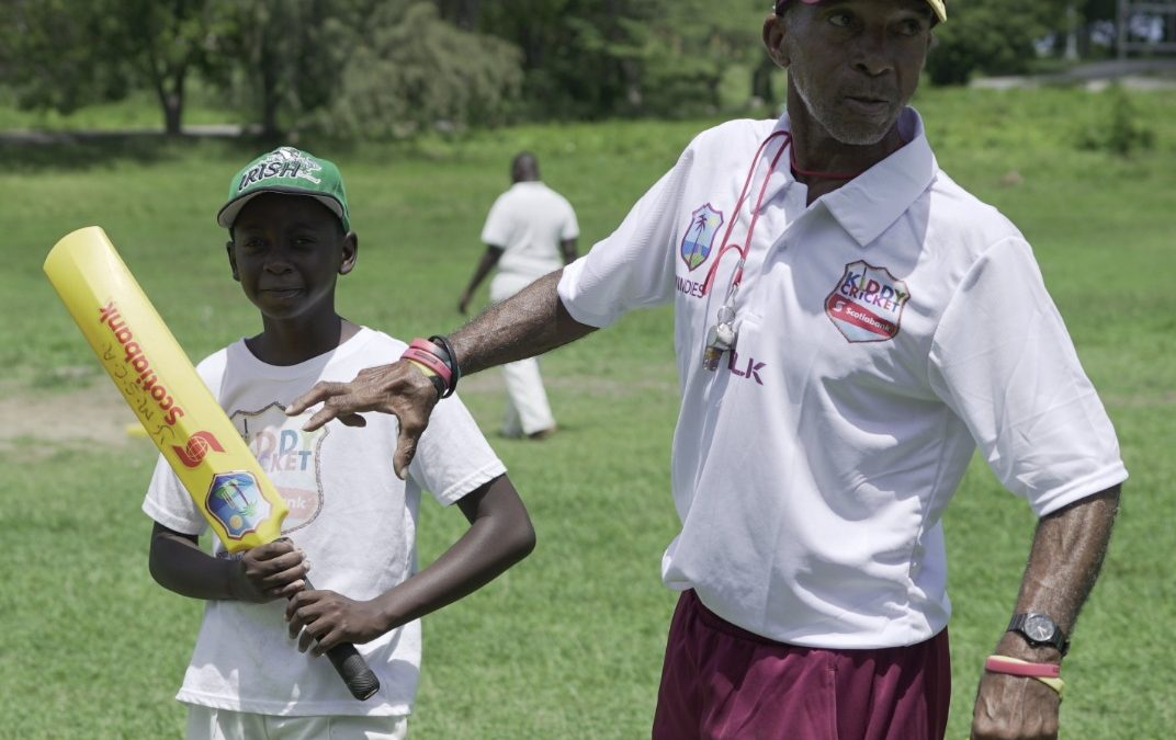 Veteran coach dedicates his life to preparing young cricketers