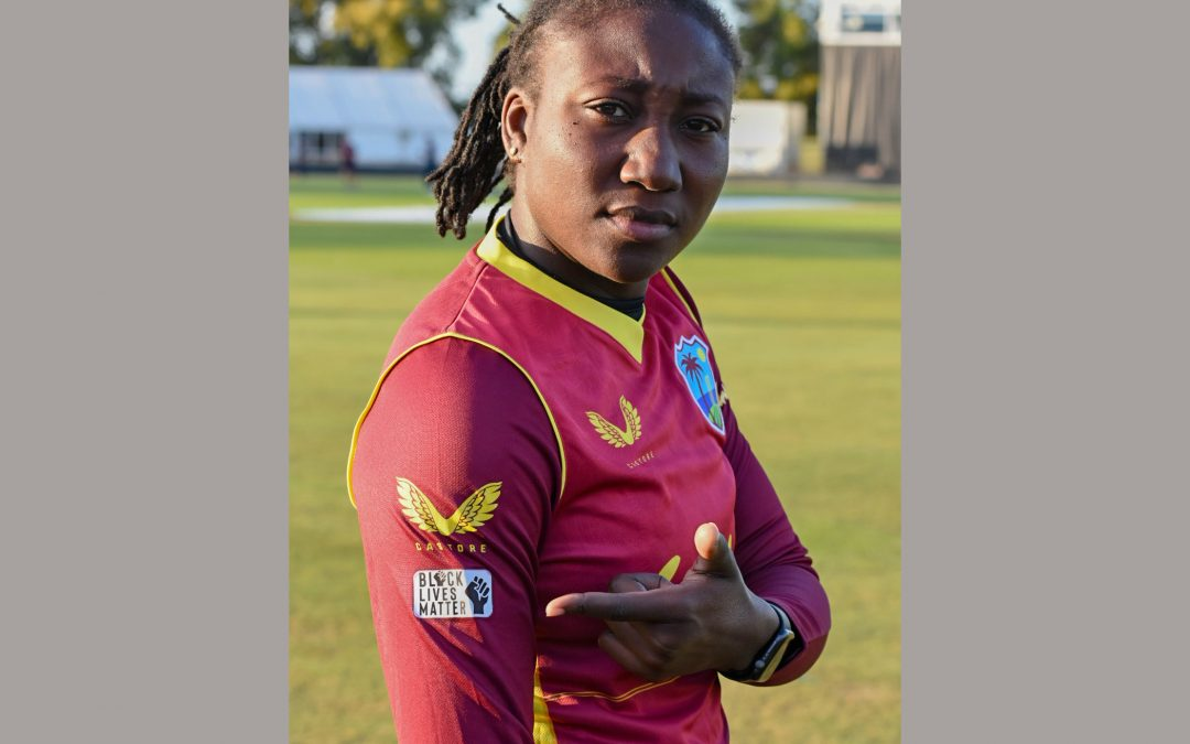 West Indies Women to wear Black Lives Matter logo on playing shirts